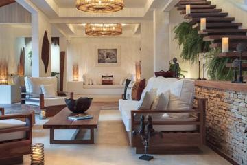 Location de villa de luxe jericoacoara au br sil destinomundo - Interieur minimaliste villa de vacances block ...